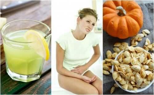 Tratamentos para problemas intestinais
