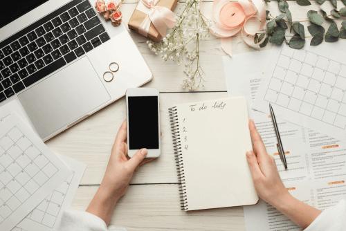 5 dicas para preparar a lista de convidados de um casamento