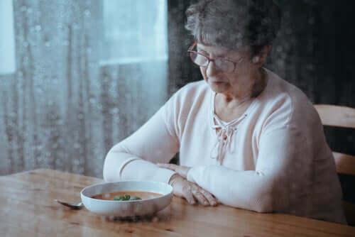 Hiporexia ou falta de apetite