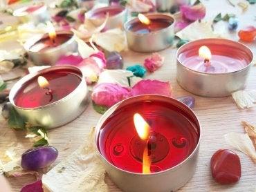 Ideias originais para fazer velas de gel perfumadas