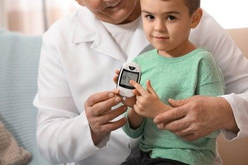 Níveis normais de glicose em crianças