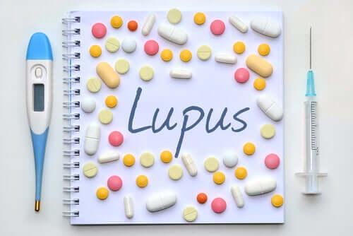 Medicamentos para tratar o lúpus
