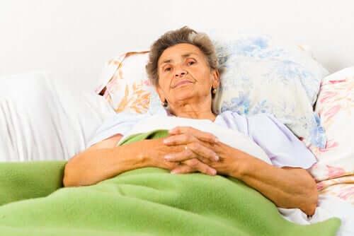 O sono dos idosos