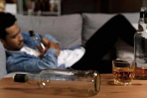 Como ajudar um parceiro alcoólatra?