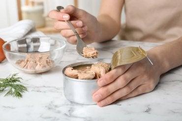 3 receitas que você pode preparar com uma lata de atum