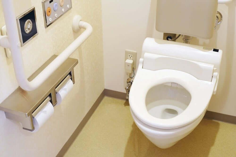 Vaso sanitário moderno