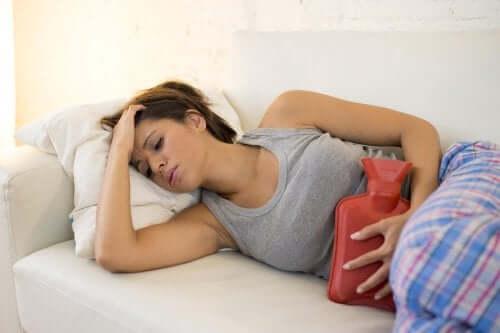 Como acalmar a síndrome pré-menstrual