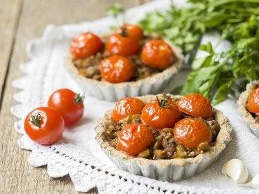Como preparar um tartar de lentilha e abacate