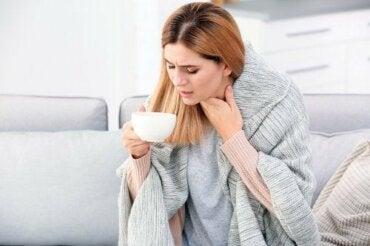 3 maneiras de usar o tomilho para combater a bronquite