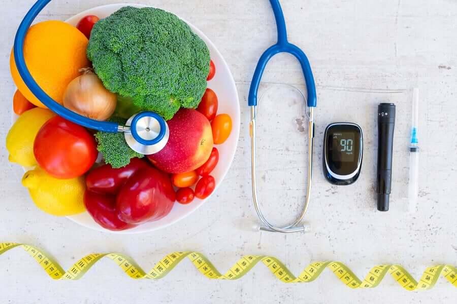 Controle da diabetes