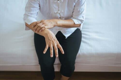 Tremores do Parkinson