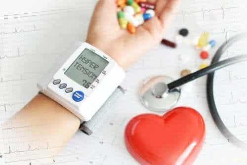 Candesartana: tratamento comum para a hipertensão