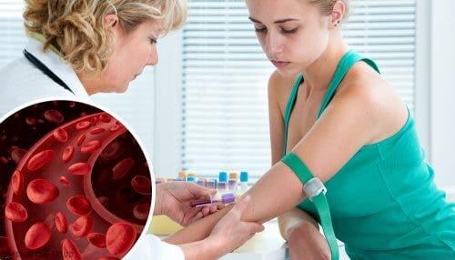 Controle médico para diagnóstico