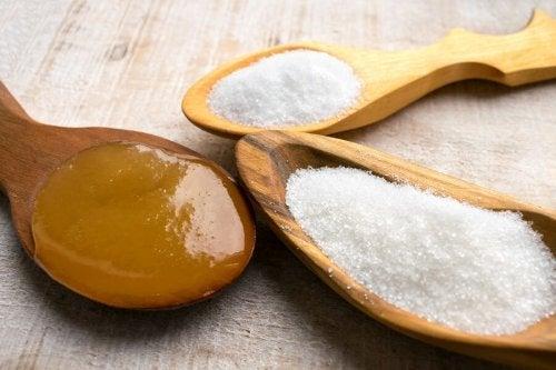 Glicose e frutose