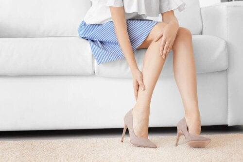 A claudicação intermitente é uma dor clássica da doença arterial periférica.