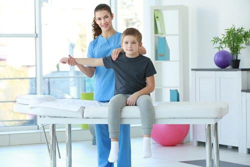 O que é a fisioterapia pediátrica?