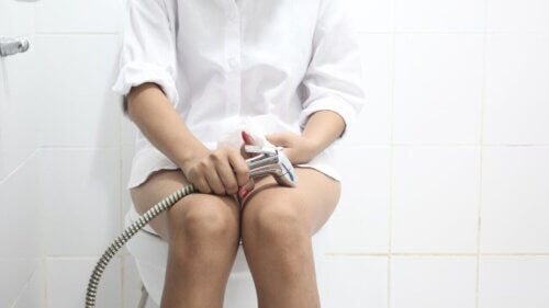 Higiene íntima adequada
