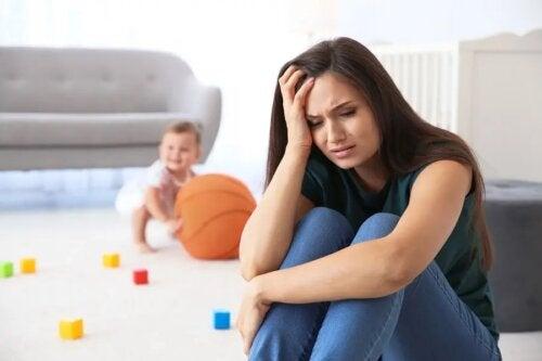 5 terapias para superar a depressão pós-parto