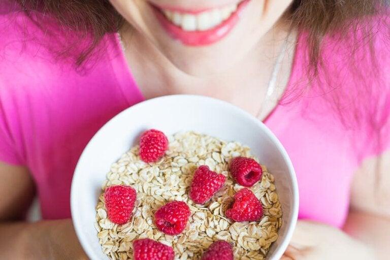 Como melhorar o humor comendo fibras?