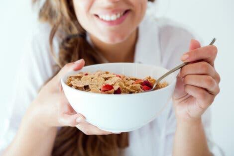 Café da manhã para começar o dia
