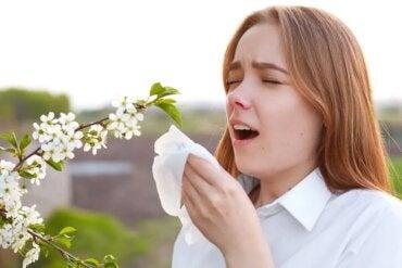 8 conselhos para combater a alergia ao pólen