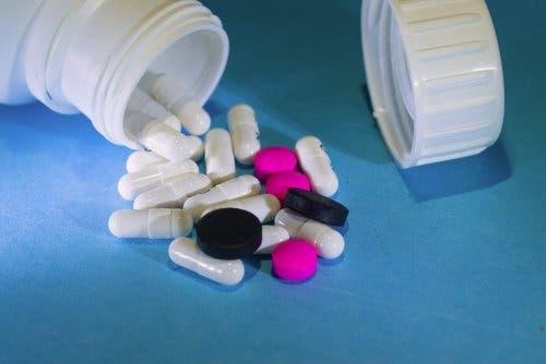 Efeitos colaterais dos medicamentos