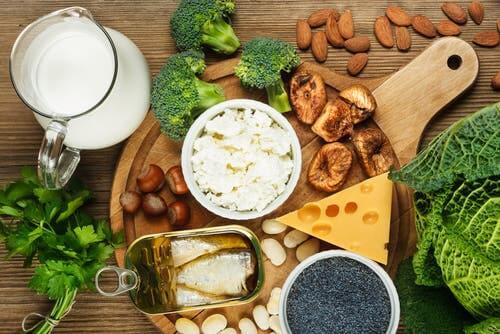 A dieta para o lúpus deve ser rica em cálcio