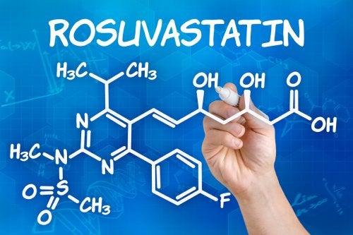 Apresentação e usos da rosuvastatina