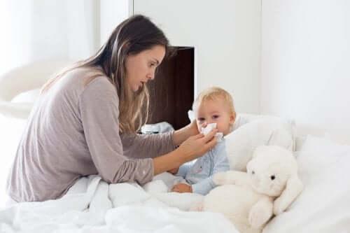 Bronquiolite em bebês: tudo que você precisa saber