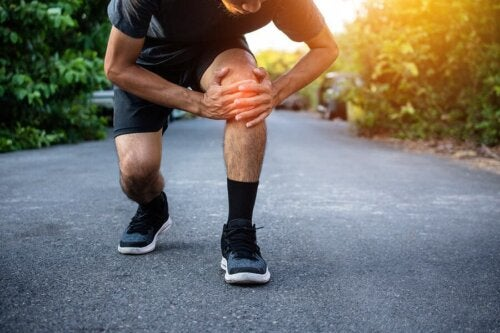 O que é a hiperextensão do joelho?