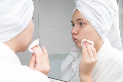 Eridose para a acne: precauções importantes