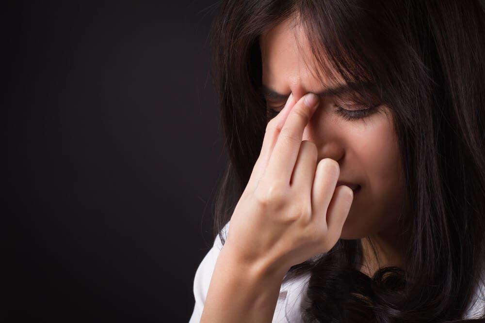 Tensão muscular por estresse