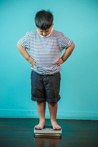 O excesso de peso em crianças