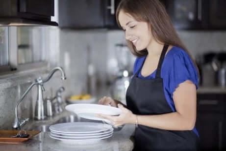 A higiene alimentar começa na cozinha