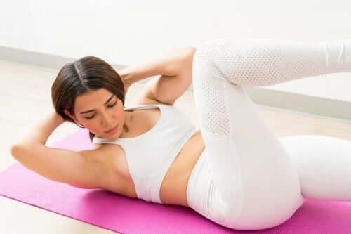 3 exercícios para fortalecer os flexores do quadril