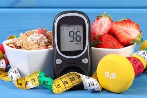 Orientações nutricionais para pacientes com diabetes tipo 2