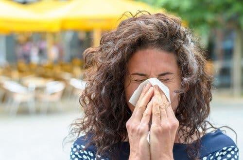 A loratadina alivia os sintoma alérgicos
