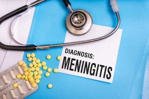 Síndrome meníngea