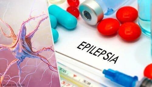 Medicação contra a epilepsia