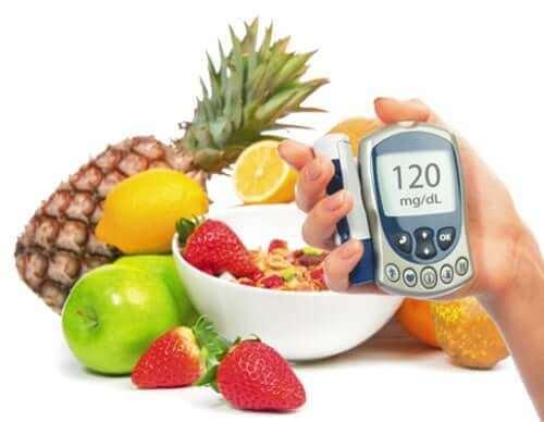 Controlar os níveis de açúcar no sangue