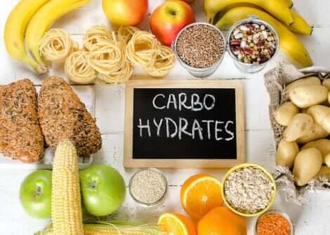 As enzimas digestivas e os carboidratos