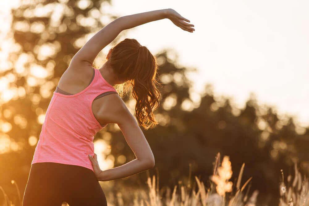 Fazer exercícios regularmente
