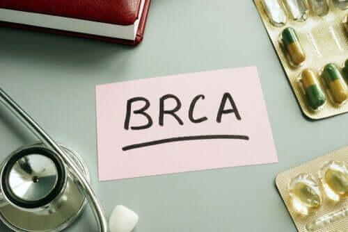 Mutação no gene BRCA