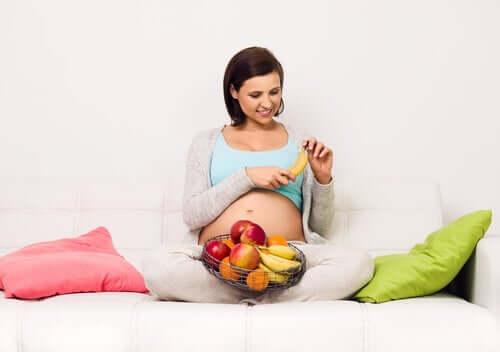 Riscos da dieta rica em açúcar durante a gravidez
