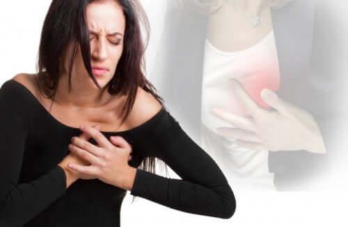 A maioria das mulheres não conhece os sintomas de um infarto