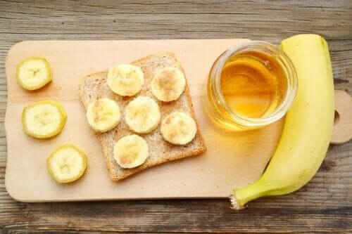 Os benefícios da banana para atletas