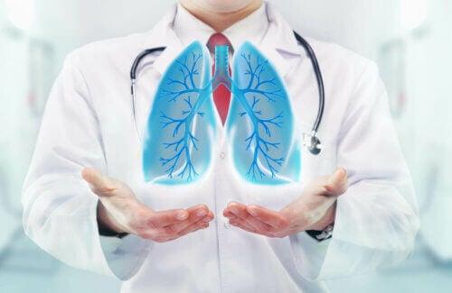 Saúde dos pulmões