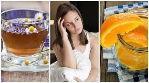 5 remédios tranquilizantes para acalmar os nervos e a insônia