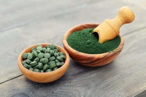 Os suplementos vitamínicos ajudam a aumentar a massa muscular