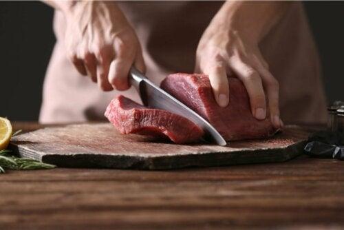 O que caracteriza a dieta carnívora?